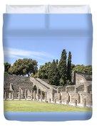 Pompeii 2 Duvet Cover