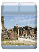 Pompeii 3 Duvet Cover