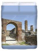 Pompeii 6 Duvet Cover