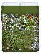 Pond 4 Duvet Cover
