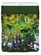 Pond 7 Duvet Cover