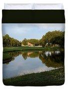 Pond View Duvet Cover