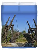 Pont Van Gogh Arles France Dsc01724  Duvet Cover