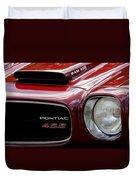 Pontiac 455 Duvet Cover