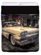 Pontiac Bonneville Duvet Cover