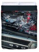 Pontiac G T O Duvet Cover