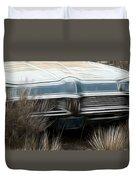 Pontiac Late 60s Duvet Cover