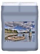 Pontsticill Reservoir 2 Duvet Cover