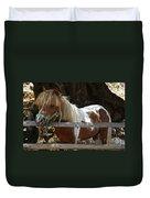 Pony Horse Duvet Cover
