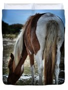 Pony Tail Duvet Cover