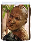 Pope John Paul II In St. Matthew's Cathedral -- 1 Duvet Cover