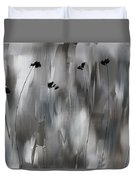 Poppies Upheaval Duvet Cover