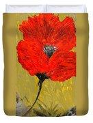 Poppy 46 Duvet Cover