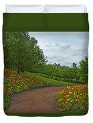 Poppy Path Duvet Cover