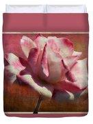 Poppy Rose Duvet Cover