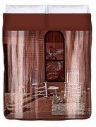 Porch - Dreaming Duvet Cover