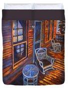 Porch  Duvet Cover