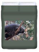 Porcupine Duvet Cover