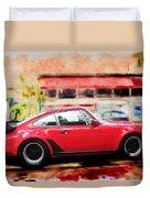 Porsche Series 01 Duvet Cover