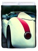 Porsche 550 Duvet Cover