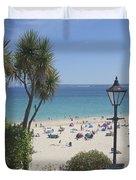 Porthminster Cornwall Duvet Cover