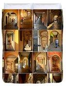 Porticos Of Padua Combined Duvet Cover