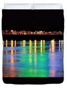 Portland Lights 22971 F Duvet Cover