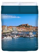 Portoferraio  Duvet Cover