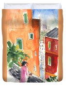 Portofino In Italy 04 Duvet Cover