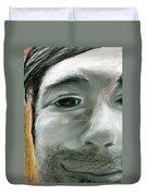 Portrait 10 Duvet Cover