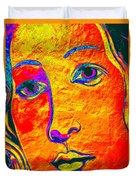 Portrait Of Venus Duvet Cover