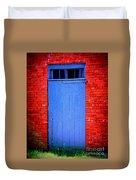 Portsmouth Door 6 Duvet Cover