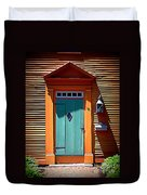 Portsmouth Door 8 Duvet Cover