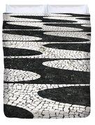 Portuguese Pavement Duvet Cover