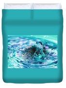 Poseidons Warriors Xiv Duvet Cover
