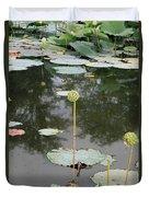 Post Bloom Duvet Cover