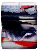 Post Graffiti Duvet Cover
