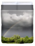 Pot Of Gold Duvet Cover