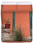 Pot Plants Duvet Cover