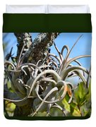Potbelly Airplant Duvet Cover