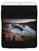 Potomac Rush Duvet Cover