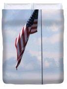 Power Flag Duvet Cover