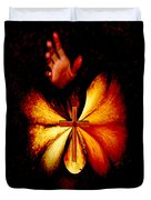 Power Of Prayer Duvet Cover