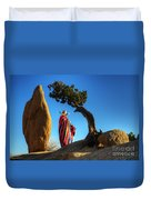 Power Of Thought 1 Duvet Cover