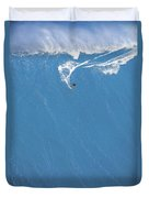 Power Turn Duvet Cover