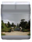 Powers Court Gardens - Ireland Duvet Cover