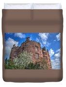 Powis Castle Duvet Cover