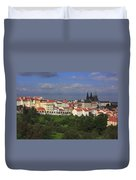 Prague Czech Republic Duvet Cover