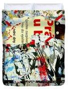 Prague Spring Duvet Cover