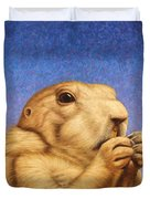 Prairie Dog Duvet Cover
